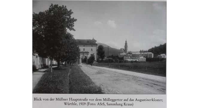 Mülleggertor 1909