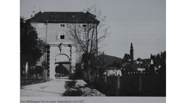 Mülleggertor 1927