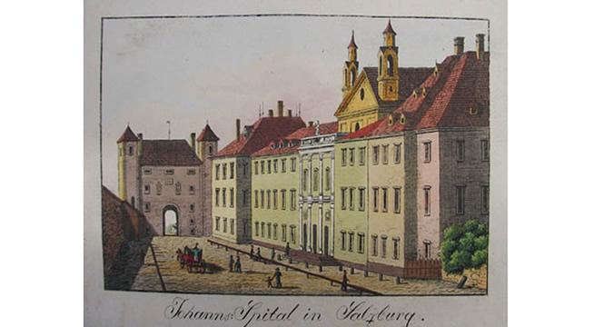 Spital 1829