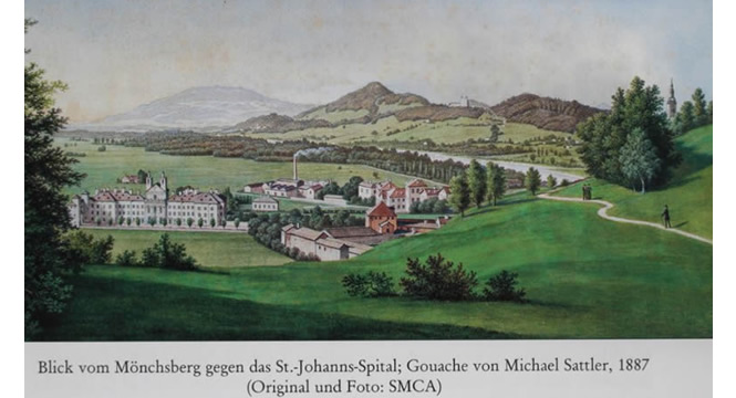 Spital 1887