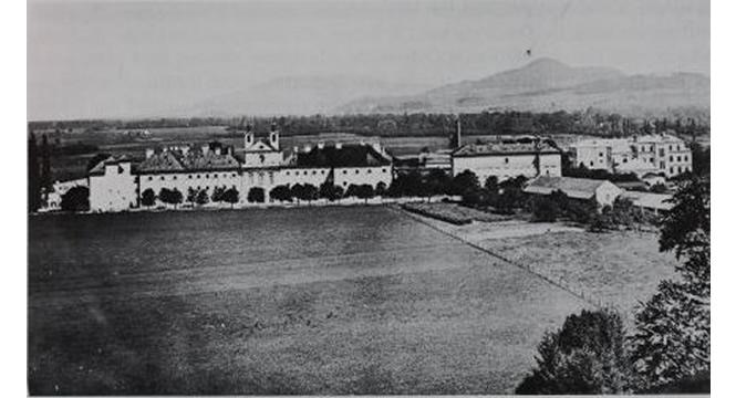 Spital 1900