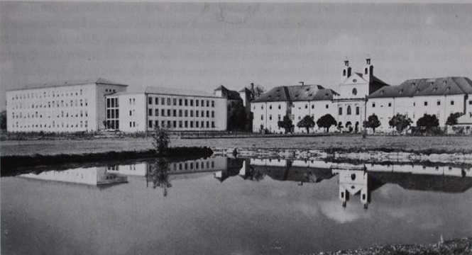 Spital 1955