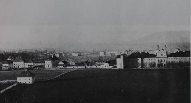 Spital 1910